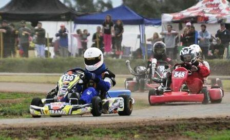 Karting - Se disputó en Saavedra la 4ta fecha de la Asociación Bahiense.