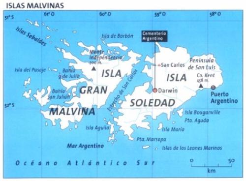 Malvinas y los 184 años de usurpación