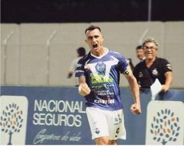 Fútbol Boliviano - Martín Prost en Oruro marcó su 7° gol en el campeonato.