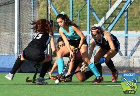 Hockey Femenino - El Sub 16 jugó ante NorOeste BsAs su 2° partido en el Regional.