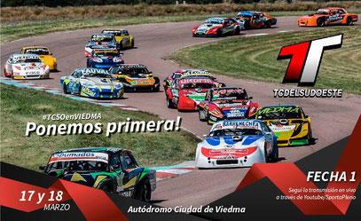 Categorías Zonales - Comenzaron a rugir los motores de la temporada 2018 en Viedma.