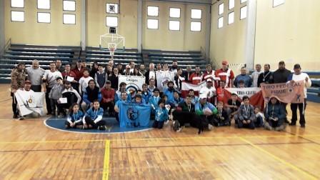 Arquería - Amplia participación del Tiro local en Trenque Lauquen.