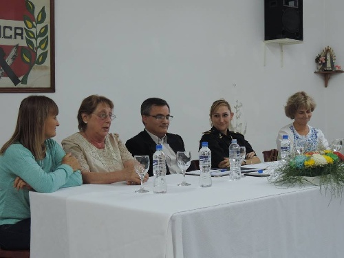 "UCR Pigüé: ""Mujeres que inspiran"""