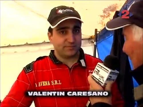 TC del 40 Sudeste - No pudo ser para Ruben Guarino y Valentín Caresano se quedó con el campeonato 2017 de la categoría.