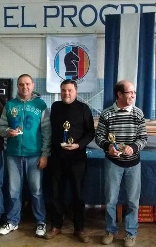 Ajedrez:Ajedrez: Maguna ganó la adjudicó la Sexta Fecha del Gran Prix del Sudoeste