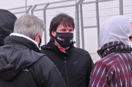 Sergio Alaux, despues de San Nicolas, se desvinculo del Sportteam