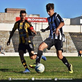 Liga del Sur - Nicolás Cabral clave en el empate de Olimpo ante Liniers.