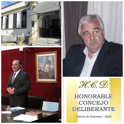 Inicio del Período de Sesiones Ordinarias 2018 en el HCD del Distrito de Saavedra Pigüé