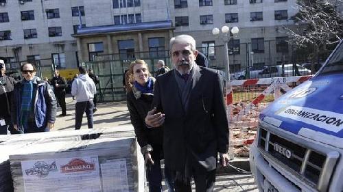 La Oficina Anticorrupción denunció a Aníbal Fernández por un subsidio para el hockey