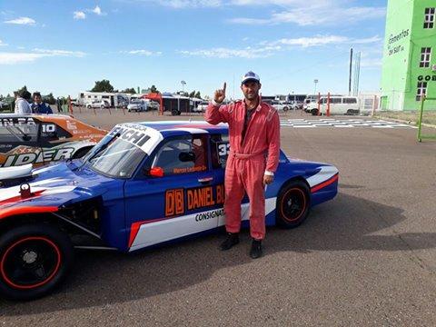 TC del SudOeste - Marcos Lecomte pole position del sábado en Viedma.