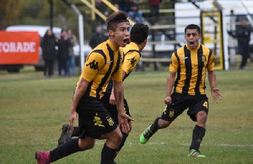 AFA Inferiores - Con gol de Balcarce la 5ta de Olimpo derrotó a All Boys por uno a cero.