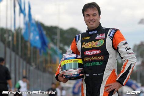 Sergio Alaux realiza hoy la presentación de su nuevo equipo y auto para el Turismo Carretera.