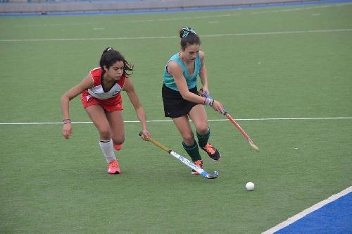 Hockey Femenino Sub 14 - SudOeste A por un lugar en el podio