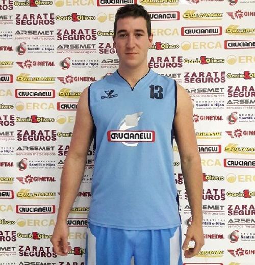 Basquet Federal - Byscaychipi goleador del encuentro en el que su equipo cayó ante Ameghino.