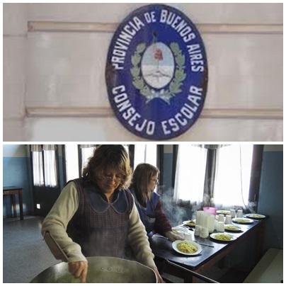 Convocatoria a acto público para designar cocinero en Escuela Primaria Nº 8  de Espartillar