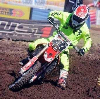 Motocross - Emiliano Zapata ganó en Master A por la 2da fecha del MX.