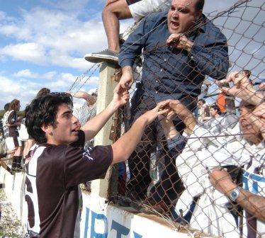 Franco Pulgar y un repaso de su amplia carrera futbolística.