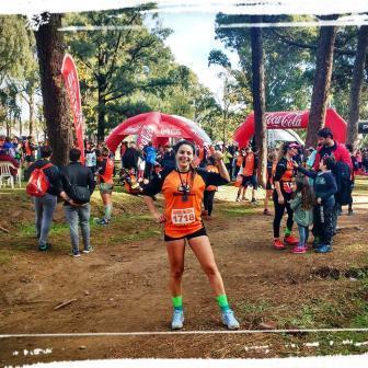 Atletismo - Karina Parada resultó 1ra en la General Damas 10 k en
