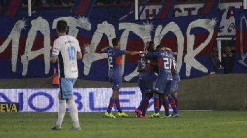 AFA 1ra División - Duro traspié de Atlético Tucumán en Victoria.