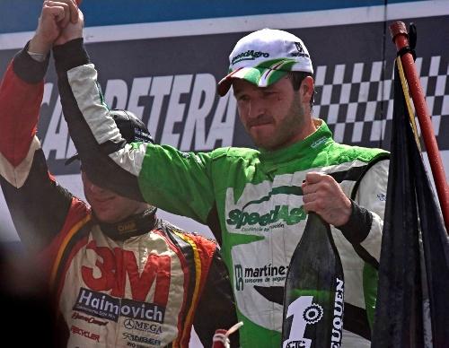 Turismo Carretera - Canapino resultó el Campeón 2017 - Santero ganó la competencia de La Plata.