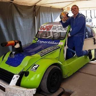 Fórmula 3CV - El campeón Rausch y 15 pilotos más confirmados para Bahía Blanca.