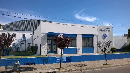 Charla esta tarde en la sede del Club Deportivo Argentino referida a la Alimentación en el Deporte.