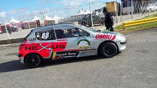 Turismo Pista Clase 3 - Emi González se apresta para competir en la sexta del calendario en Concepción del Uruguay.