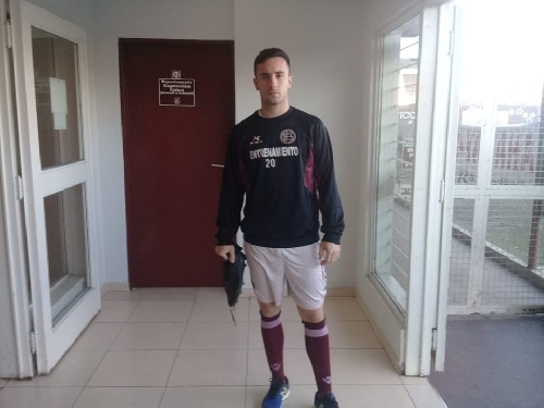 AFA - Reserva - Jerónimo Balcarce a prueba en Club Lanús