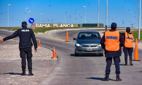 Secuestraron cocaína y dinero en poder de dos piguenses en el ingreso a Bahia Blanca, km 8 de  RN 33