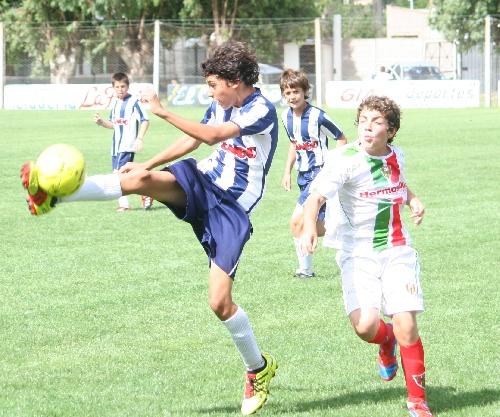 LRF - Inferiores - Club Sarmiento doblegó a Deportivo Sarmiento B esta tarde en 7ma y 8va .