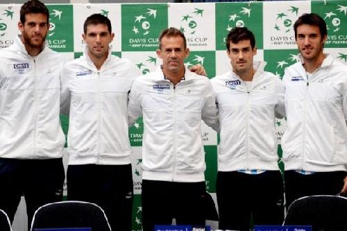 Argentina derrotó a Inglaterra y es finalista  por 5ta.vez de la Copa Davis de tenis