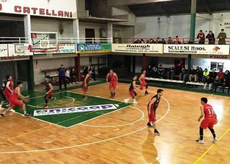 Basquet Valle Inferior - El equipo de Fiorido sorprendió en Patagones.