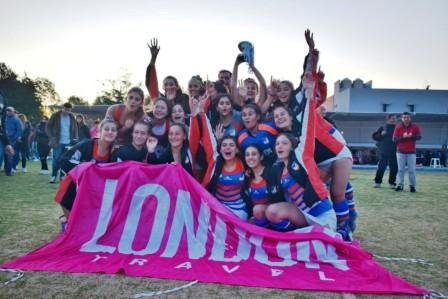 Hockey Femenino - El regional Sub 14 de Bahía Blanca fue ganado por Bahiense A.