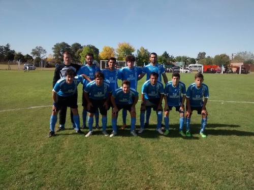 Liga Cultural Tres Lomas - Nuevo empate de El Ceibo en Casbas ante La Gloria - Lavernhe bajo los tres palos.