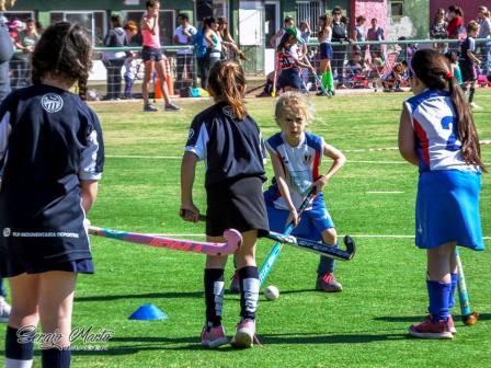 Hockey Femenino - Las formativas del Sud Oeste abrieron el año en Pigüé