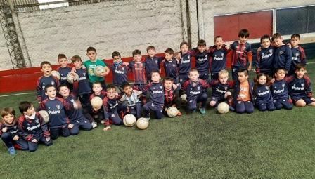 Fútbol Infantil - Peñarol organiza torneo de preoctava para el mes de noviembre.