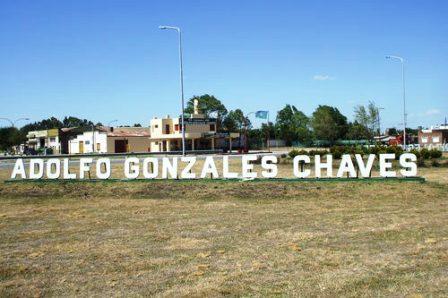 Categorías del Sudeste - González Chaves recibe la 3ra fecha de la temporada.