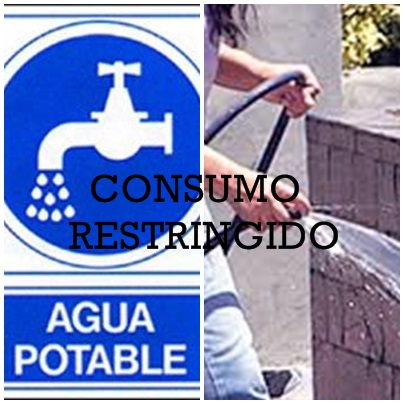 Restricción en el consumo de agua potable en Pigüé