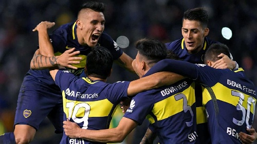 AFA - 1ra División - Boca Juniors campeón torneo 2016/17 - Síntesis de la 29na fecha.