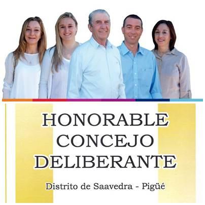CAMBIEMOS FUE UNA APLANADORA DE VOTOS QUE SE LLEVÓ 4 CONCEJALES y LA PRESIDENCIA  DEL HCD