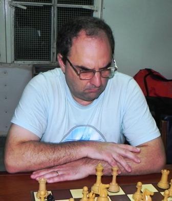 Ajedrez - Edgardo Ferraro se adjudicó el Blitz local de mayo.