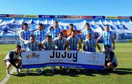 1ra Nacional - Gimnasia de Jujuy con Leo González empató en Puerto Madryn.