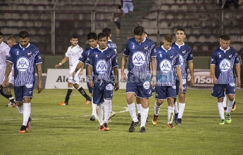 Federal A - Derrota de Antoniana ante San Jorge en Tucumán - Marcos Litre titular.