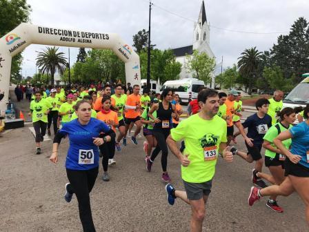 Atletismo - Se correrá en Carhué la primera fecha del 6 Ciudades.