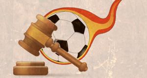 LRF - Tribunal de Penas - Cuatro fechas de suspensión para el volante Roberto Benito de Deportivo Argentino.