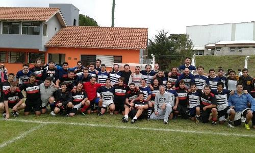 Triunfo de Club Sarmiento Rugby por el Torneo Regional de Integración
