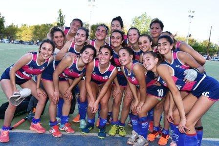 Hockey Femenino - Cef 83 en 1ra división venció a Atlético Ventana y es finalista