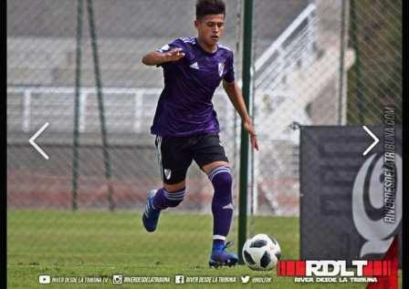 Gabriel Mercado citado al Sub 15 de la Selección Paraguaya de fútbol.