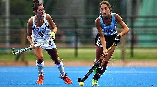 Bianca Donati, la bahiense que jugará el Mundial de Hockey en Londres con Las Leonas