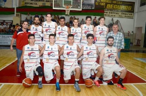 Basquet Tresarroyense - Monte Basquet es el campeón al batir a Deportivo Sarmiento en el 5° juego.